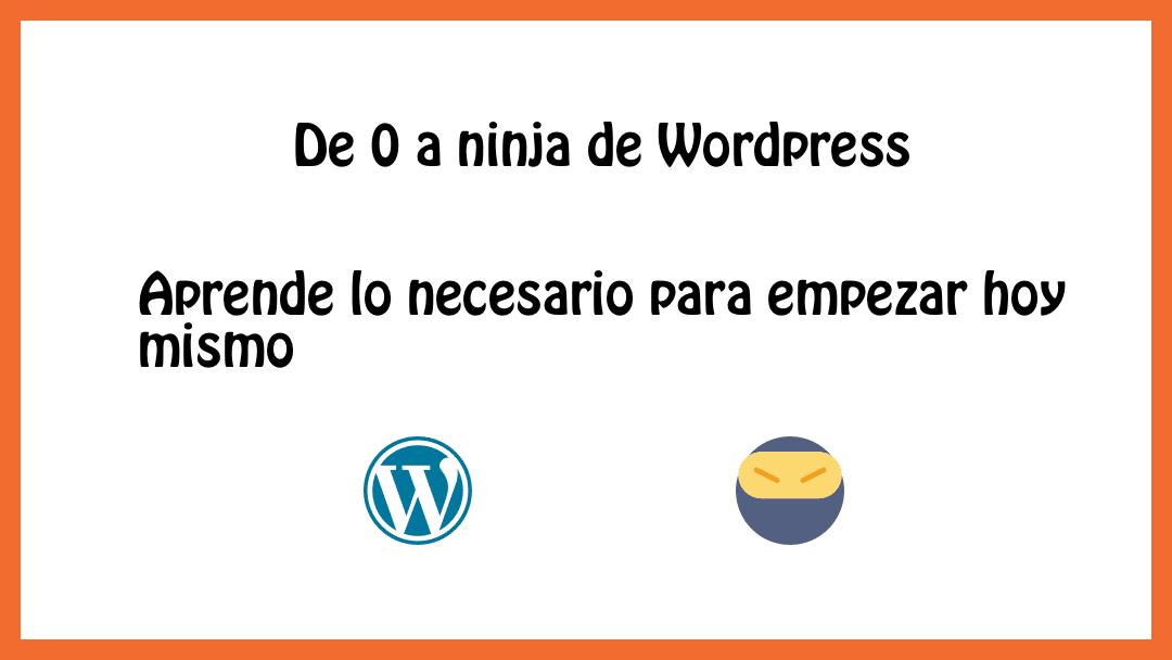 0-a-ninja-Wordpress Gratis