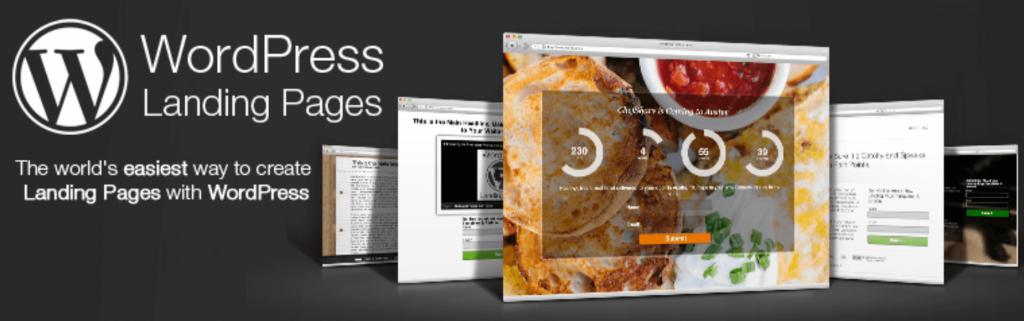 7 Formas de crear landing pages en WordPress