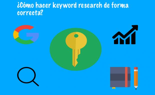 Como hacer keywordresearch de forma correcta