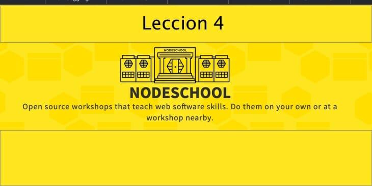 Leccion-4 learnyounode Lección 4 – Mi Primer Async I/O!